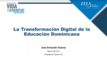La Transformación Digital de la Educación Dominicana